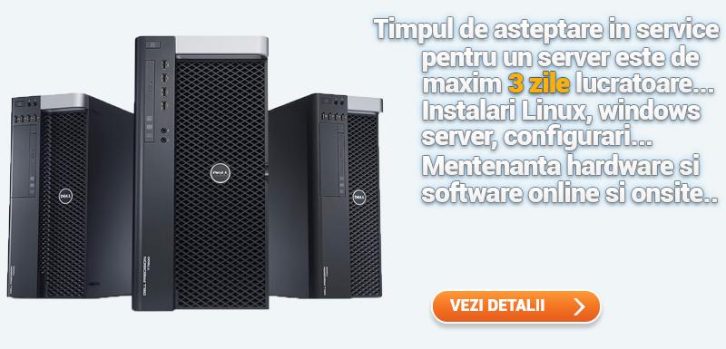 Reparatii Servere